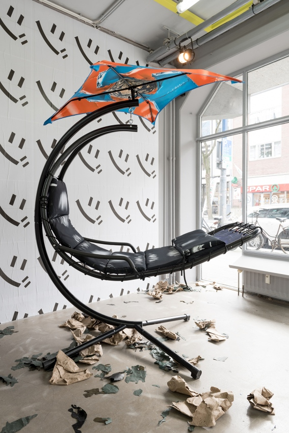 ∞ Helicopter Chair ∞